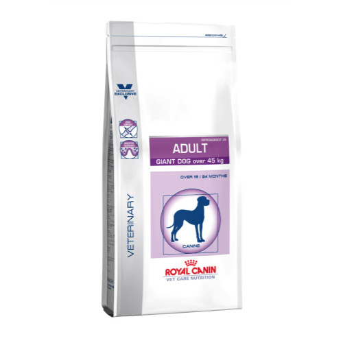 Royal Canin VCN Adult Giant Dog Food 14kg
