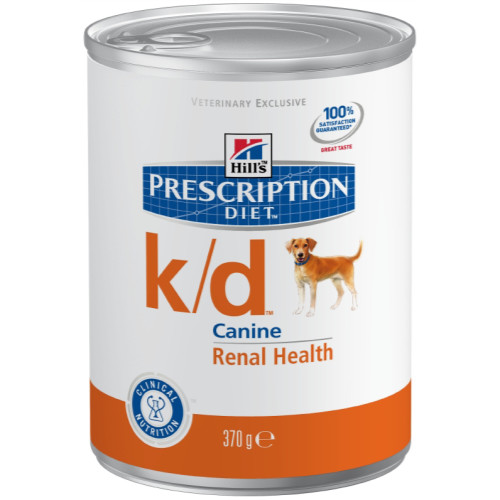 Hills Prescription Diet Canine KD Canned