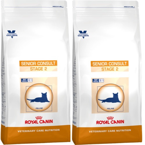Royal Canin VCN Senior Consult Stage 2 Cat Food