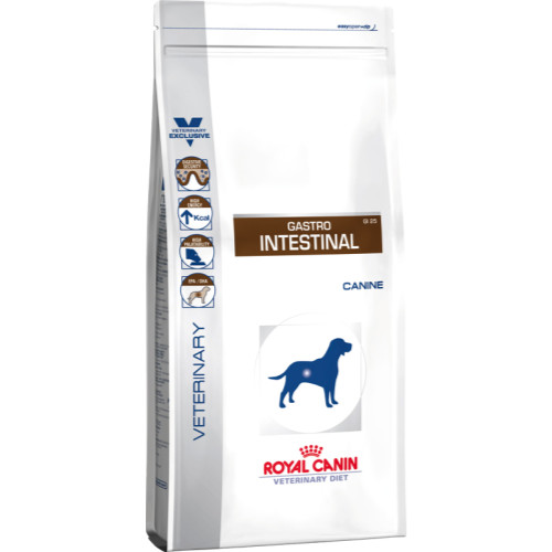 Royal Canin Veterinary Gastro Intestinal GI 25 Dog Food
