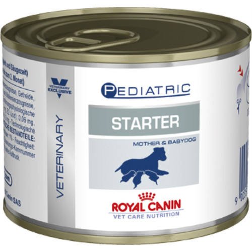Royal Canin VCN Pediatric Starter Wet Dog Food