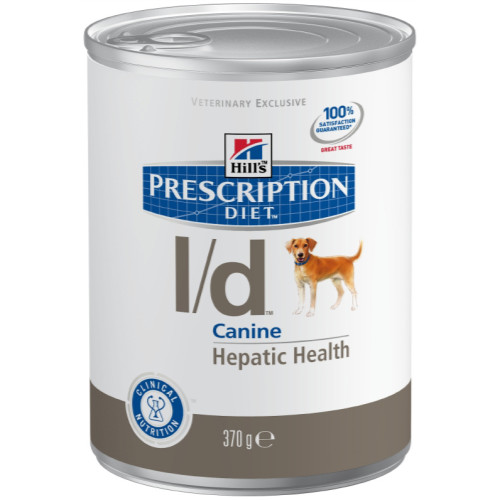 Hills Prescription Diet LD Canine Wet