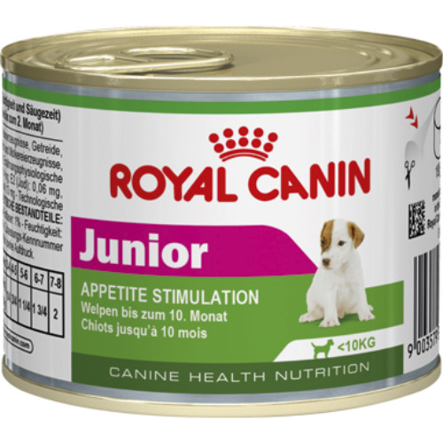 Royal Canin Junior Appetite Stimulation Dog Food