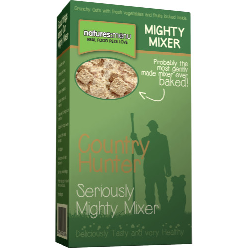 Natures Menu Country Hunter Mighty Mixer Biscuit Adult Dog Food