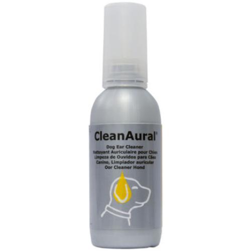 Cleanaural Ear Cleaner Dog 100ml Sensitive