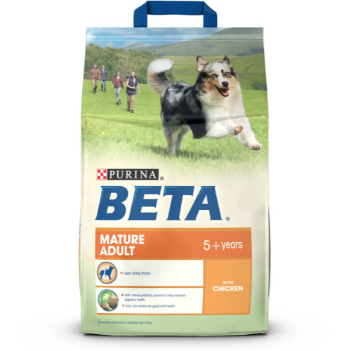 BETA Chicken Mature Adult Dog Food