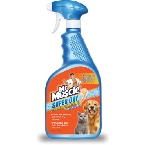 Mr Muscle Oxy Stain Remover