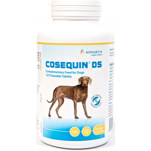 Cosequin Chewable Tablets Dog