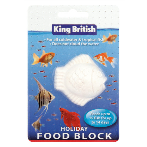 King British Holiday Food Block