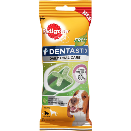 Pedigree Dentastix Fresh Adult Dog Treat