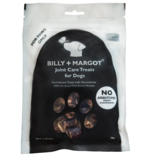 Billy & Margot Joint Care Treats 75g