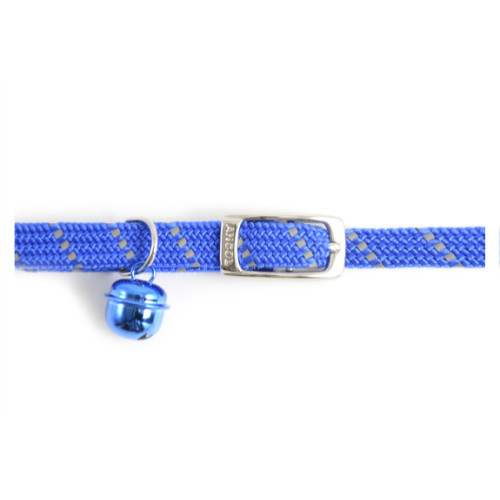 Ancol Safety Elastic Softweave Cat Collar