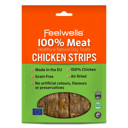 Feelwells 100% Meat Dog Treats