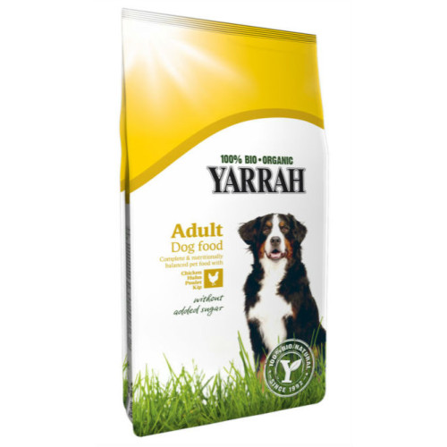Yarrah Organic Chicken Dry Dog Food