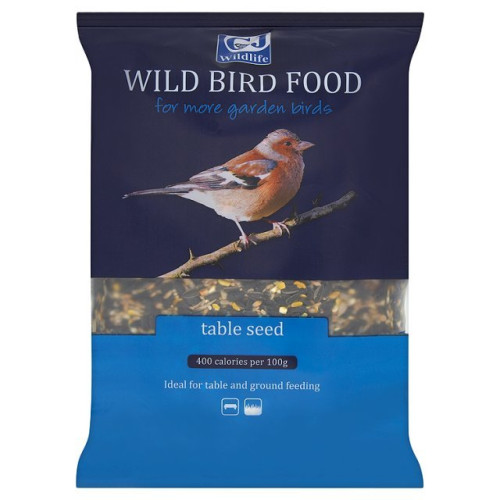 CJ Wildlife Table Seed Wild  Bird Food