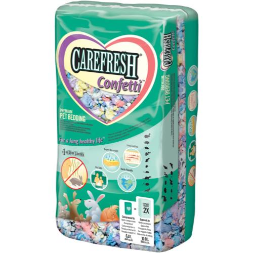 Carefresh Colours Confetti Small Pet Bedding 10 litres