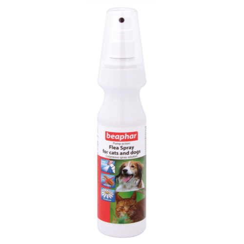 Beaphar Dog & Cat Flea Pump Spray