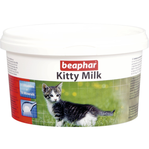 Beaphar Kitty Milk Replacer For Kittens 200g