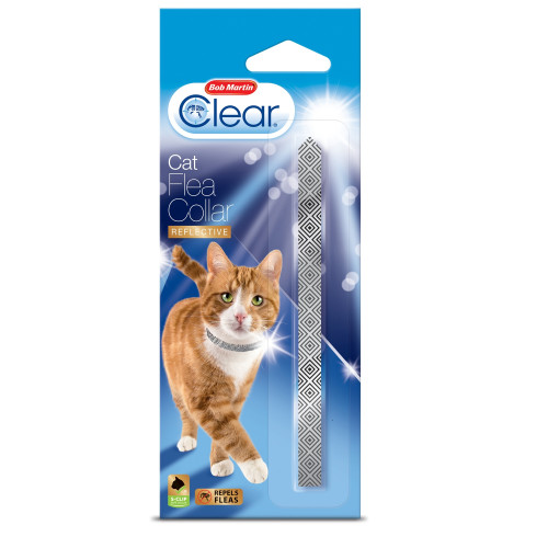 Bob Martin Clear Flea Cat Collar