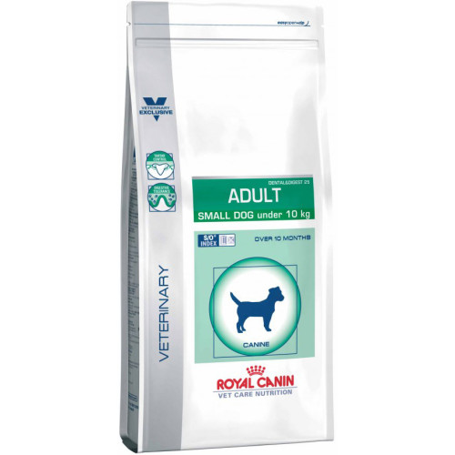 Royal Canin VCN Small Un Neutered Adult Dog Food