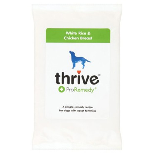 Thrive Proremedy White Rice & Chicken Dog Food