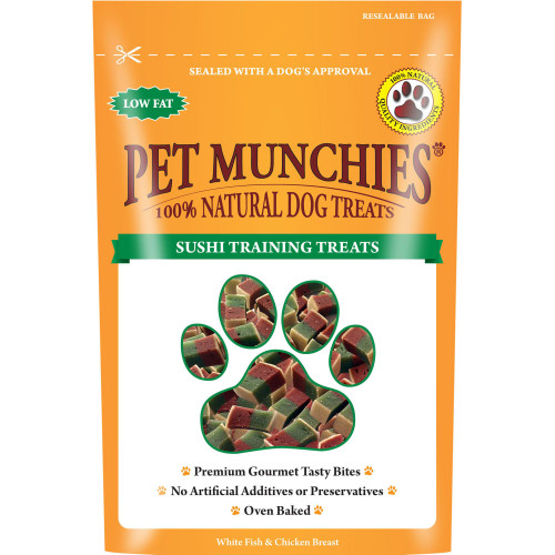 Pet Munchies Dog Training Treats