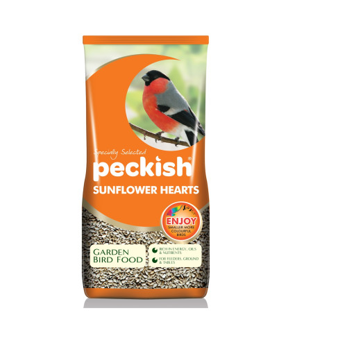 Peckish Sunflower Hearts Bird Food 2kg