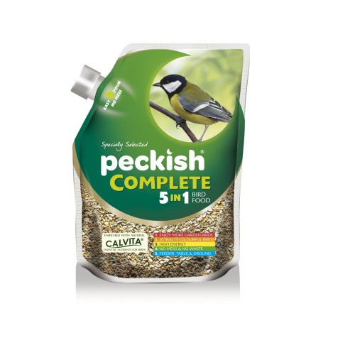 Peckish Complete 5 in 1 Bird Food