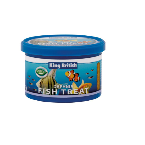 King British Daphnia Fish Treat