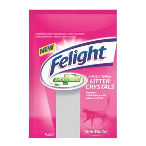 Bob Martin Antibacterial Felight Cat Litter