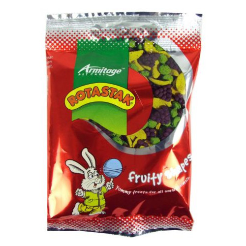 Rotastak Small Pet Fruity Bites