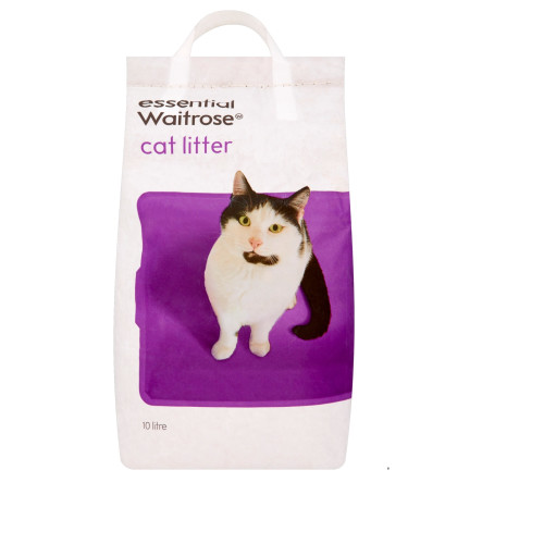essential Waitrose Cat Litter