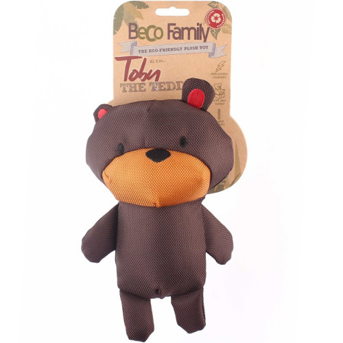 Beco Toby The Teddy Dog Toy