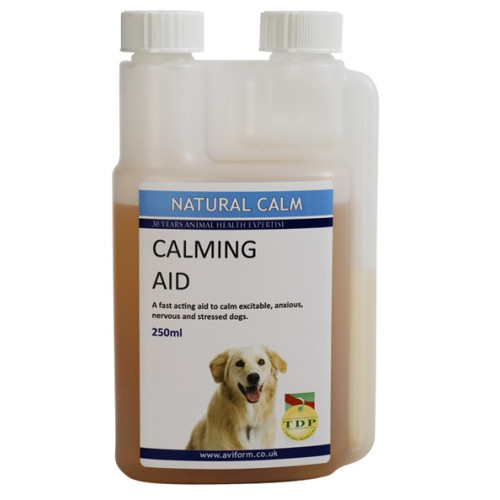 Aviform Natural Calm Dog Calming Supplement 250ml