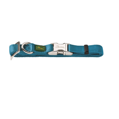 Hunter Vario Basic Alu-Strong Nylon Teal Collar