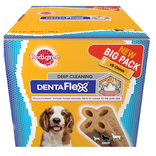 Pedigree Dentaflex Adult Dog Treat