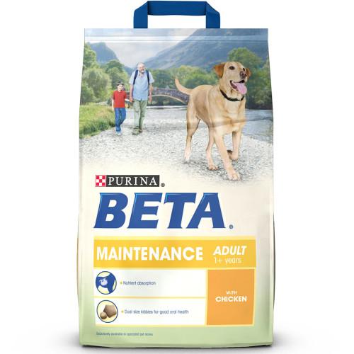 BETA Chicken Maintenance Adult Dog Food 2.5kg