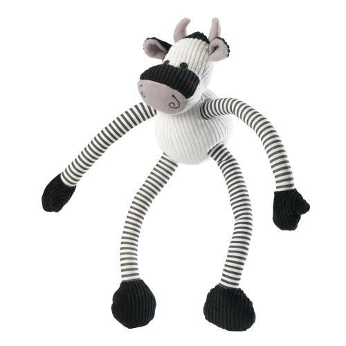 House Of Paws Long Legs Cow Dog Toy