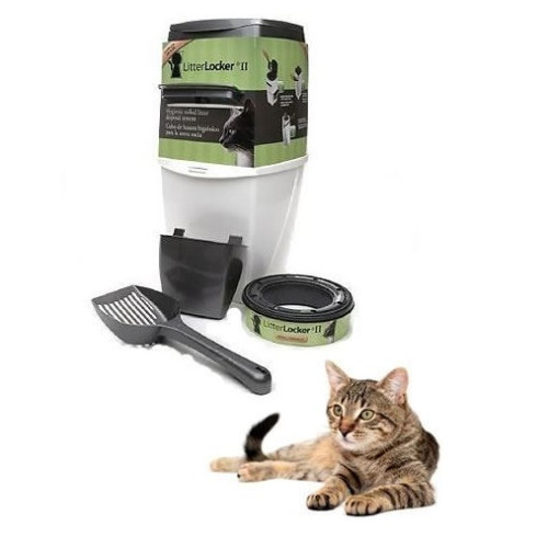 LitterLocker Pail Cat Litter Bin