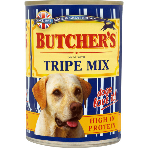 Butchers Fresh Tripe Mix in Jelly