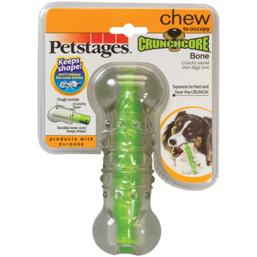Petstages Crunchcore Chew Bone Dog Toy