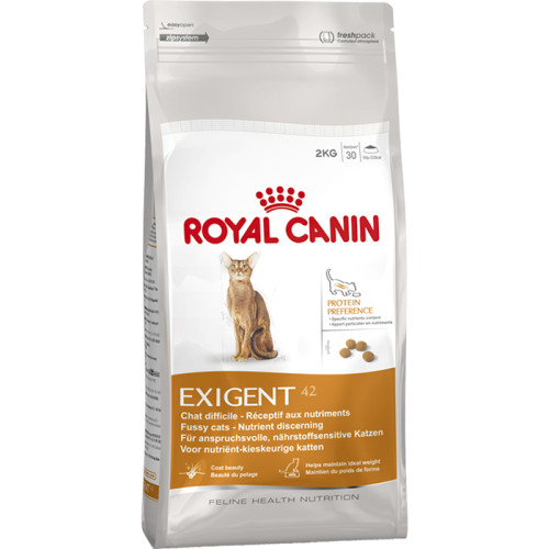 Royal Canin Health Nutrition Exigent 42 Protein Preference Cat