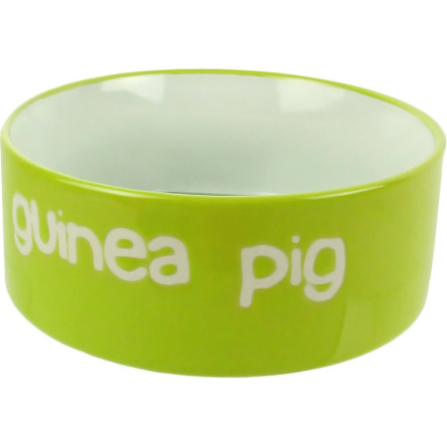 Happy Pet Bright Guinea Pig Bowl