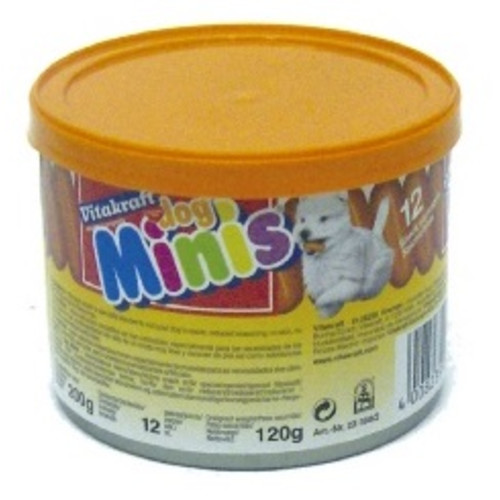 Vitakraft Minis Dog Treats