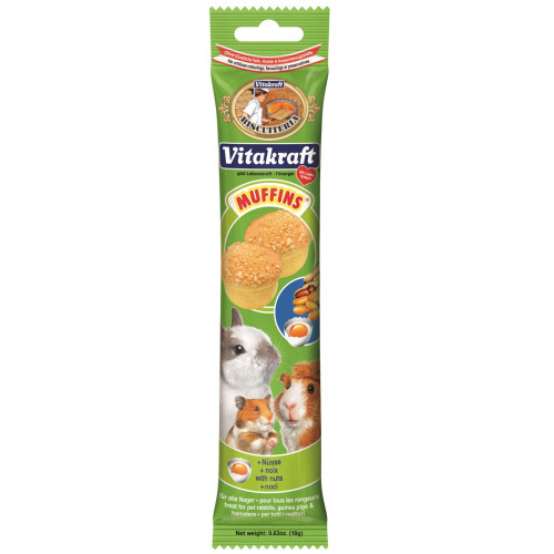 Vitakraft Muffins Nut for Small Pets