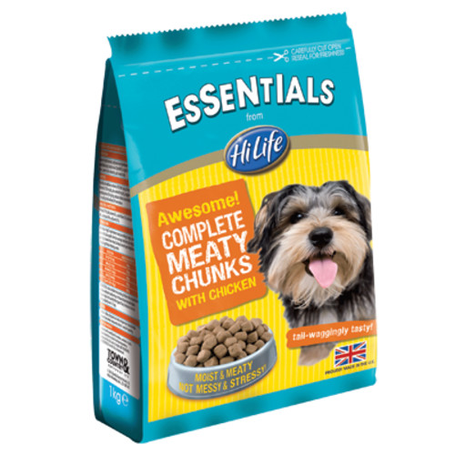 HiLife Essentials Complete Meaty Chunks