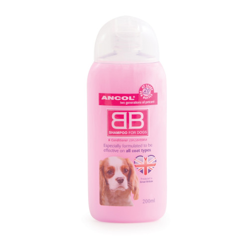 Ancol BB New Baby Dog Shampoo