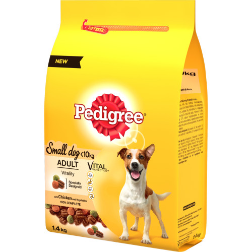 Pedigree Complete Vital Protection Chicken Dry Small Dog Food