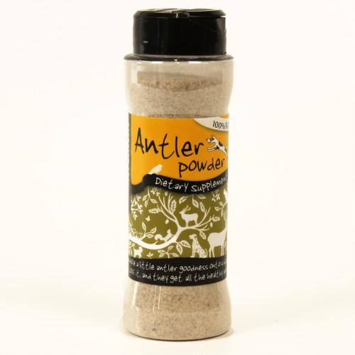 Green & Wilds Antler Powder for Dogs 75g
