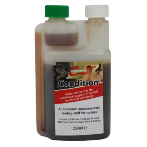 Chudleys Condition for Dogs 250ml